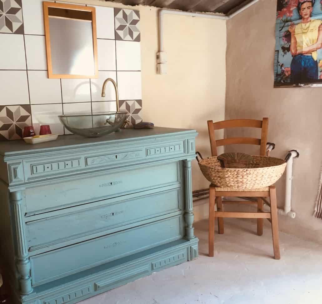 Sanitaires - Jardins de l'Hermite (Occitanie)