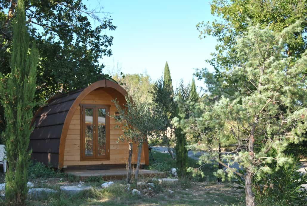 Pod Family Les Roulottes et Cabanes de Saint Cerice